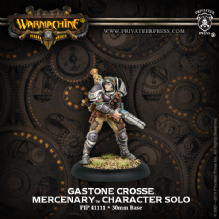 Mercenary Gastone Crosse